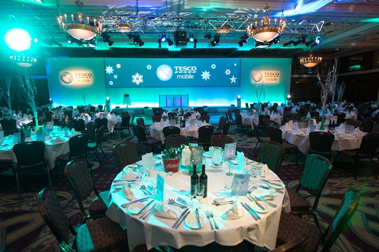 TESCO Mobile Conference 201610.10.16©Steve Pope - Fotowales